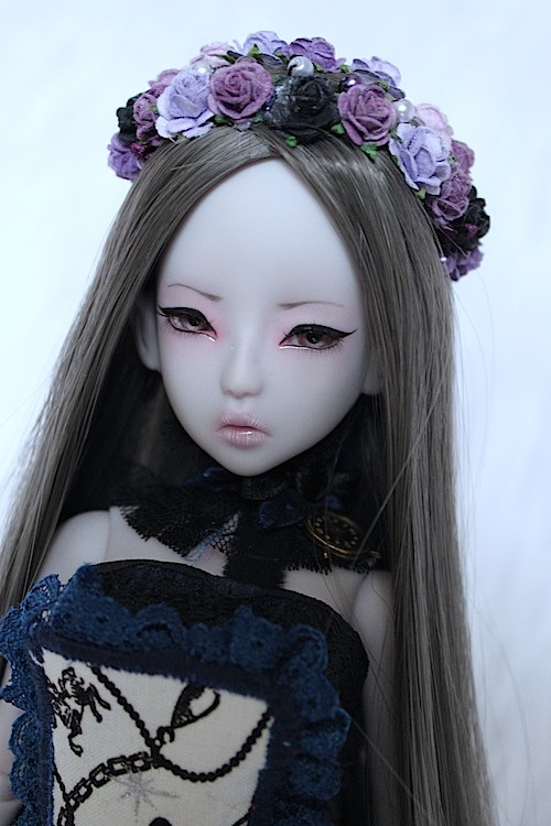 Nymeria (Sixtine Dark Tales Dolls) nouveau make-up p8 917549Alyssiaregarddechat