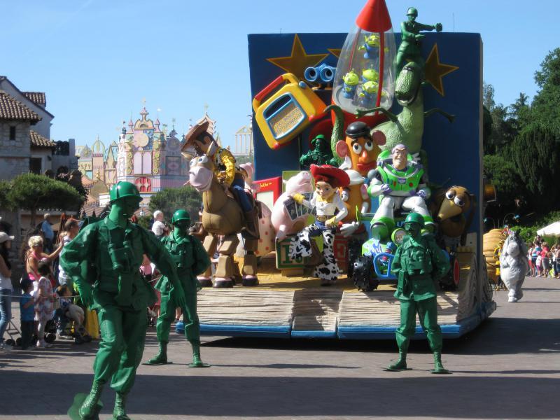 [Disneyland Paris] Séjour de rêve au Disneyland Hotel du 23 au 26 mai 2011 - Page 2 917746IMG3264