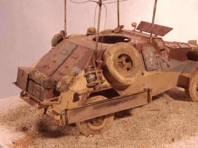 panzerspahwagen(marmon-herrington(e) 918100PC280020