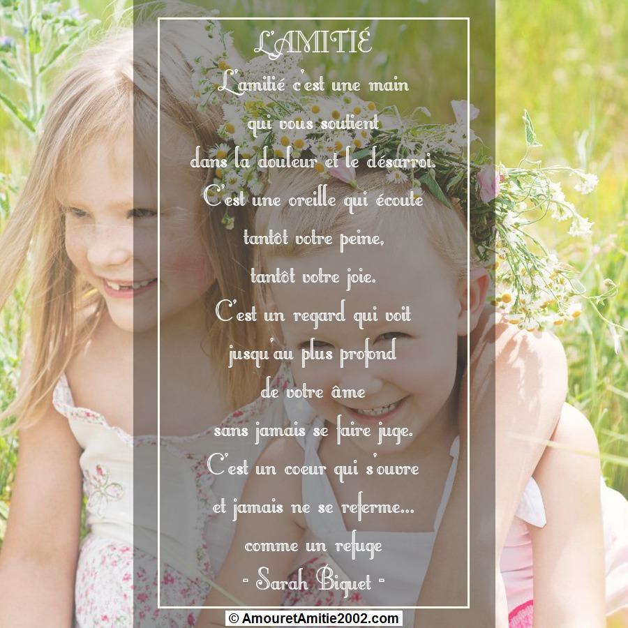 mes poemes du jour - Page 3 918980poeme11lamitie