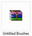[Photoshop] Installer des brushs (novice) 919663zip