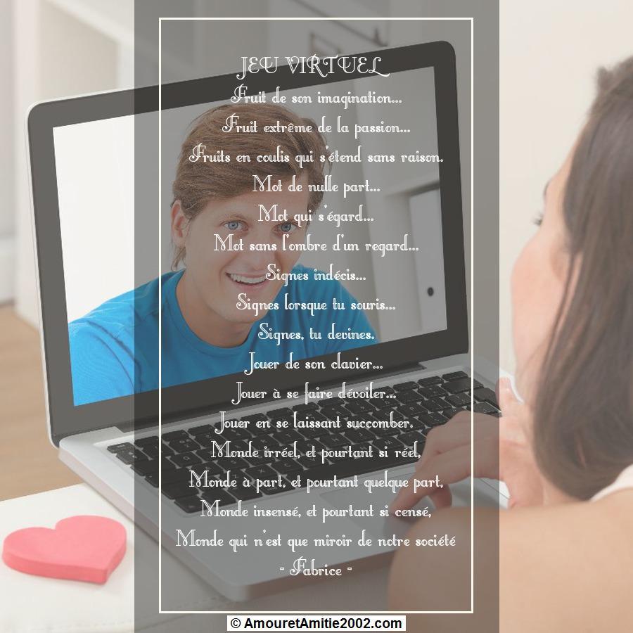 mes poemes du jour - Page 3 919698poeme2jeuvirtuel