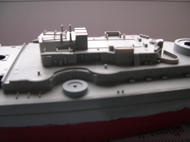 Bismarck 1/350 Revell 919789DSCN2205
