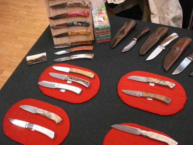2ème Salon du couteau d'Annecy LES 29 ET 30 JUIN 2013 920390DSC04082