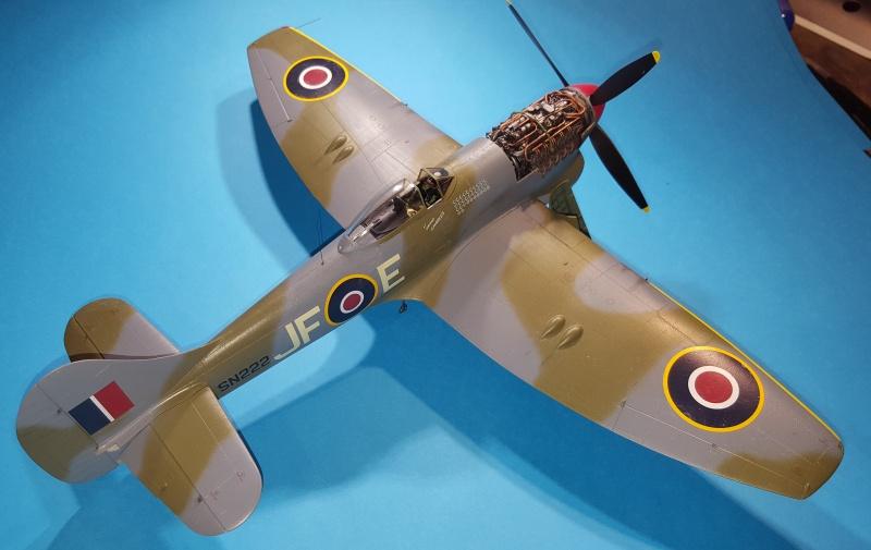 Hawker Tempest Special Hobby au 1/32ème - Page 4 92128920170926200333
