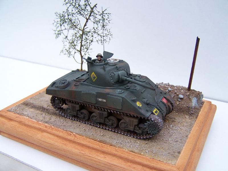 Sherman mk1  Normandie 1944 921544sherman1c023