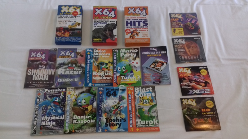 Ma collection 9220061x64supp