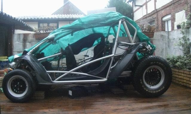 le buggy ex 750xj futur fz6  92237628824348