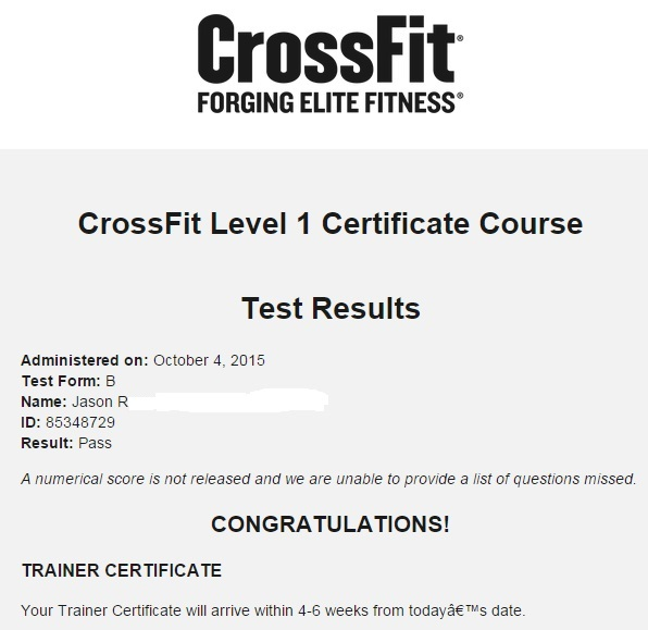 Adyxion [1m98 - 95kg - Crossfit] - Page 27 923119LevelOne