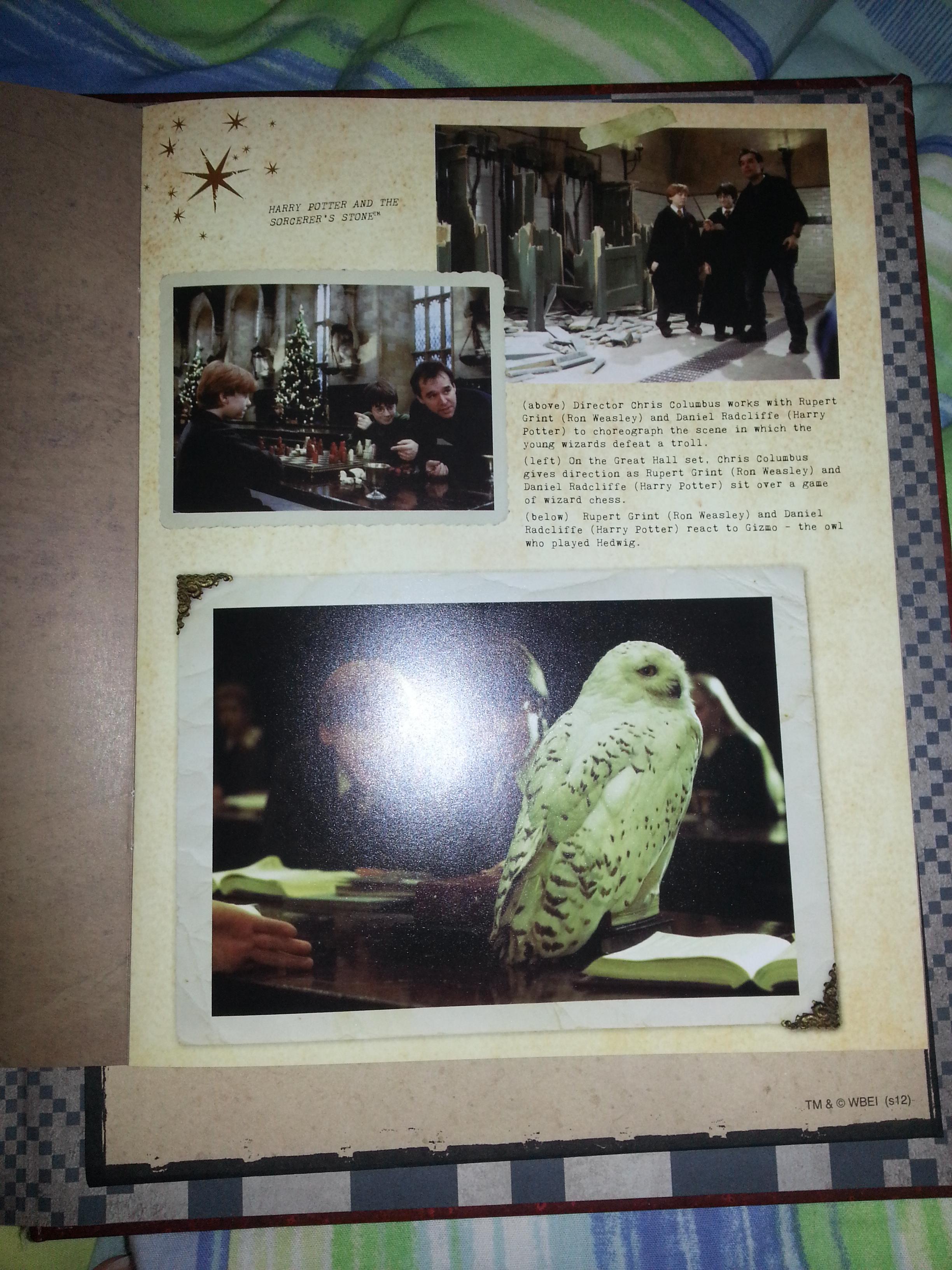 """Livre """"La magie des films 2"""" - Page 2 92331620121105183504"""
