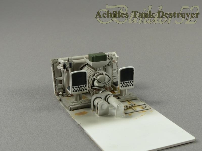 Achilles Tank Destroyer - Academy-Italeri + RB Model + set Blast 1/35 923504P1030799