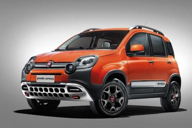 Salon de Genève 2014 : Présentation du Fiat Panda Cross et du Fiat Freemont Cross 924182PandaCross1L