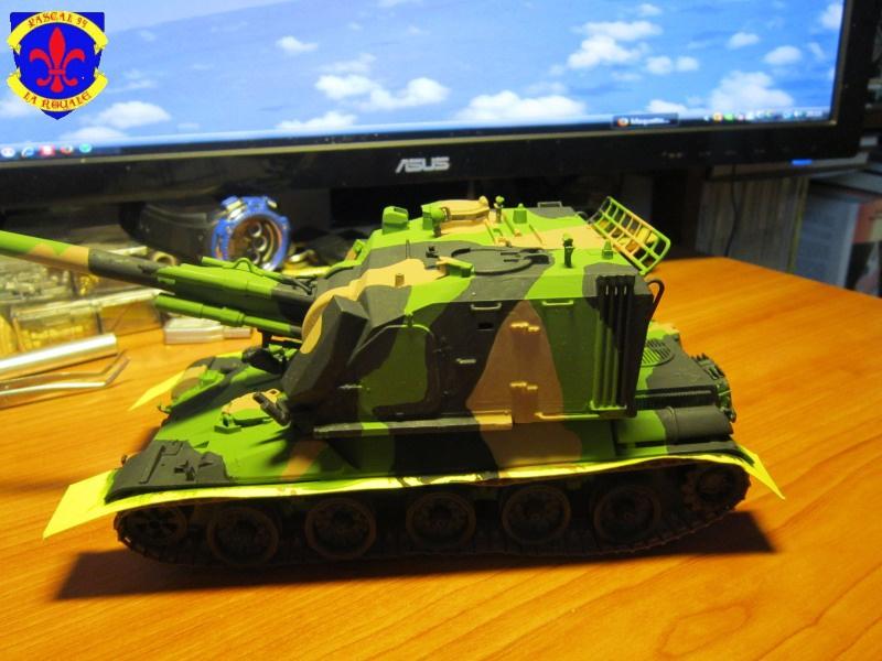 AMX 30 AUF1 au 1/35 d'Heller par Pascal 94 - Page 4 924946IMG34111