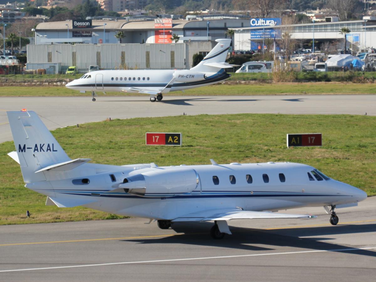 Aeroport Cannes-Mandelieu , LFMD , Janvier 2015 926082IMG4925