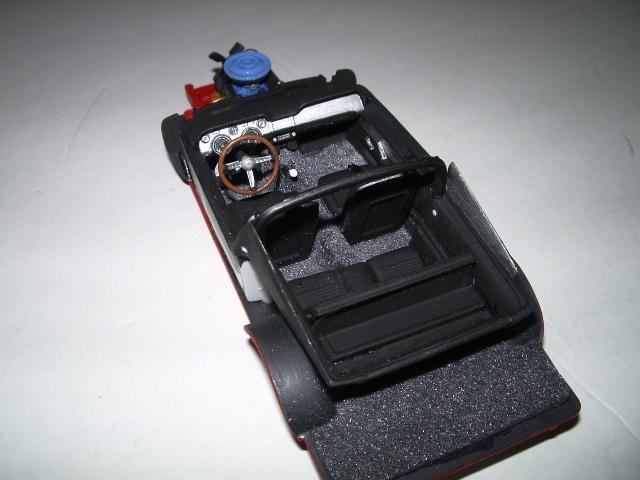 mustang shelby 350 GT 1967  au 1/25 de chez AMT/ERTL  926117IMGP0998