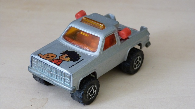 N°291 Chevrolet Blazer 4x4. 926319P1070233