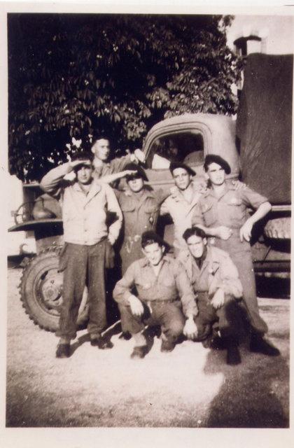 Le Bataillon de Choc 1943/1963. Photos. 926555Dijonsept44caserneVaillantAndralRouveletWagnerOhayonBrecourtPieronetBachil