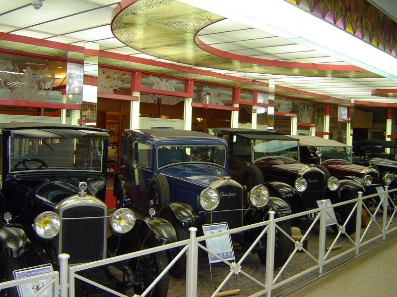 Musée de l'aventure Peugeot 926596sochauxmontbelliard122006042