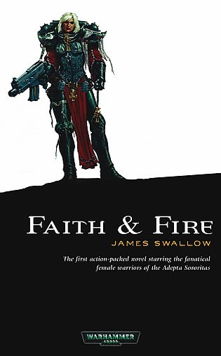 Faith and Fire / Hammer & Anvil de James Swallow 926829FaithandFire