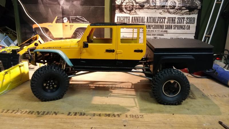 Jeep JK BRUTE Double Cab à la refonte! - Page 2 92698020141024144308