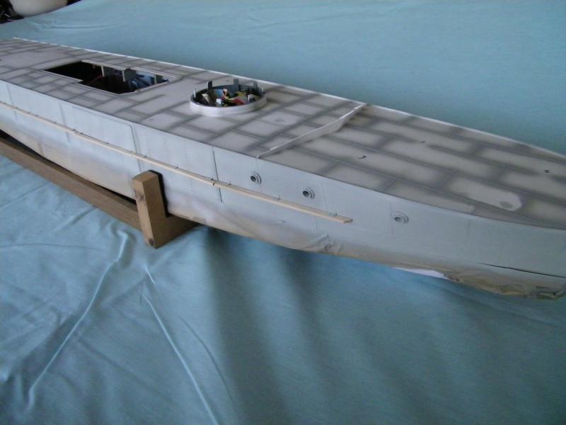 Russian gunboat Bk 1124 au 1/20e sur plan  - Page 6 9284101004322