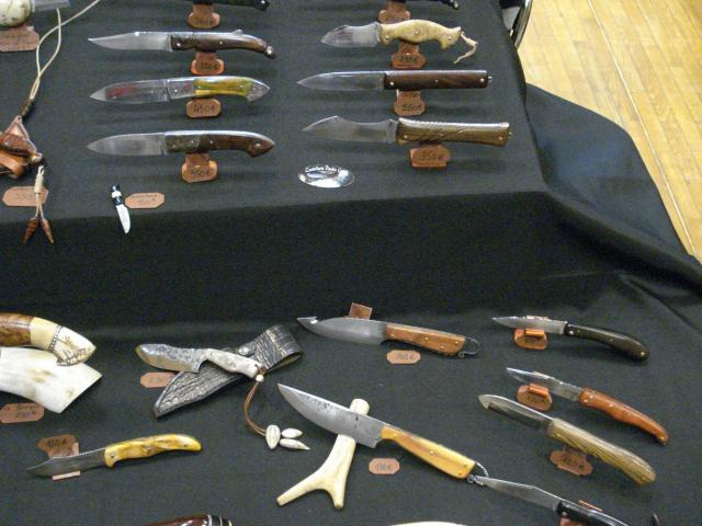 2ème Salon du couteau d'Annecy LES 29 ET 30 JUIN 2013 928596DSC04078