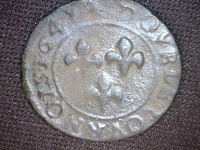 Double Tournois Frédéric Henri de Nassau 1641 929242Image43