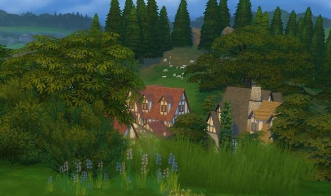 Les Sims 4 Vivre Ensemble [10 décembre 2015] 930227campagne