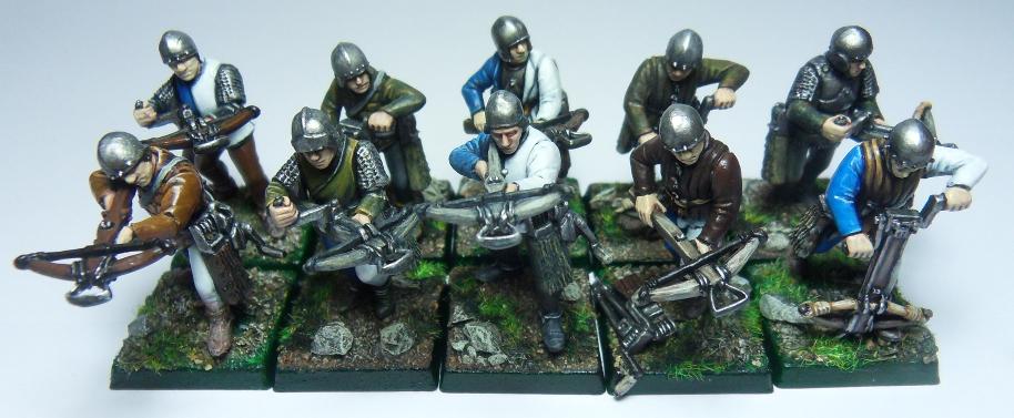 Figurines médiévales (Perry Miniatures) 930361arbaltriers