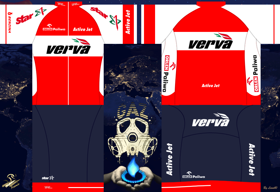 Verva - ActiveJet 931271maillot