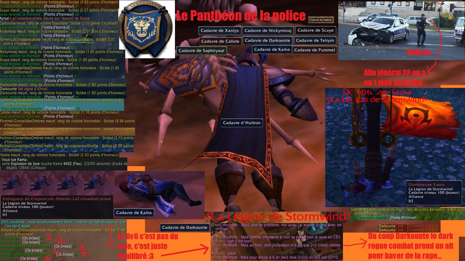 Les Traques du Fou 931831Panthonpolice
