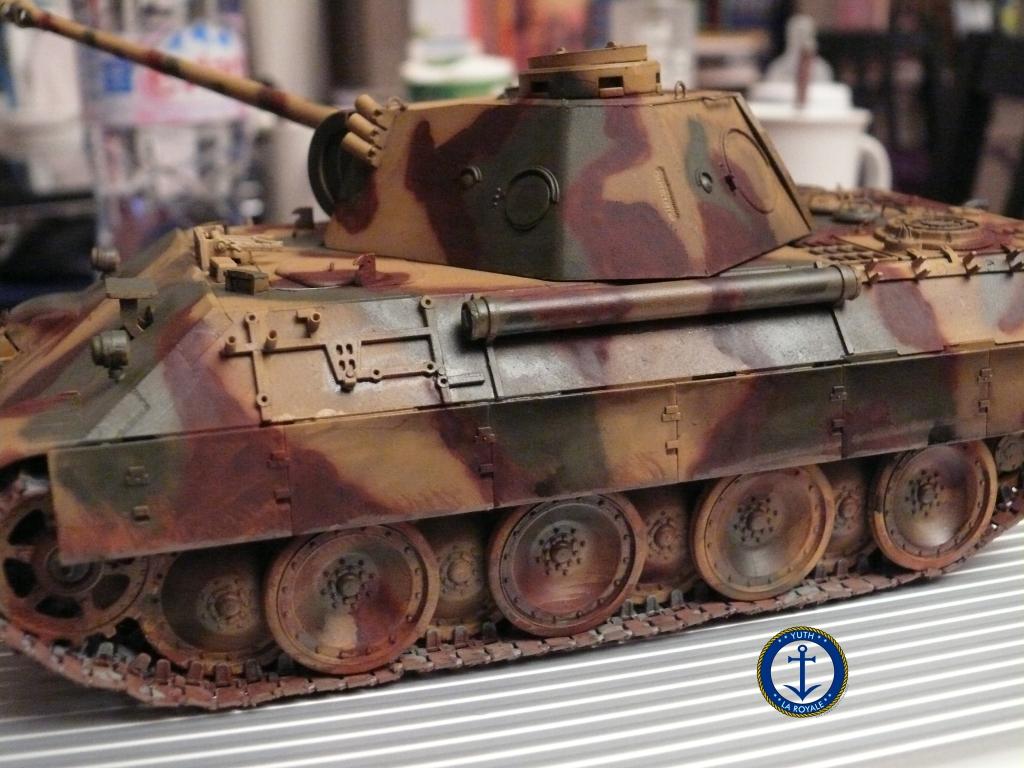 Panzerkampfwagen Panzer V Panther Ausf D. - Page 5 932955panther29