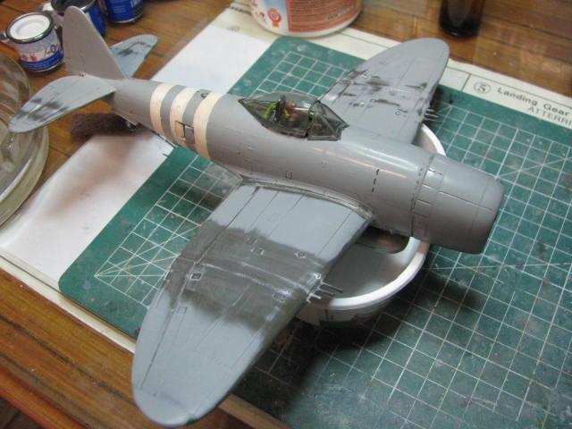 Restauration P-47D Monogram 1/48 .......Terminé!  933665IMG5457
