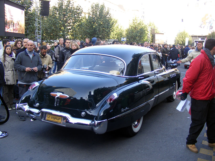 """Bruxelles côté BD  """"Tintin en automobile"""" 934095DSCF6189"""