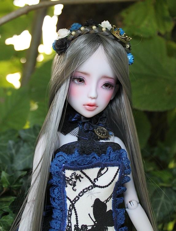 Nymeria (Sixtine Dark Tales Dolls) nouveau make-up p8 - Page 6 9352654910