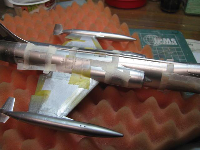 DUO: F-104N (NASA) + F-104G (BAF) Hazegawa 1/48  - Page 2 936038IMG6350