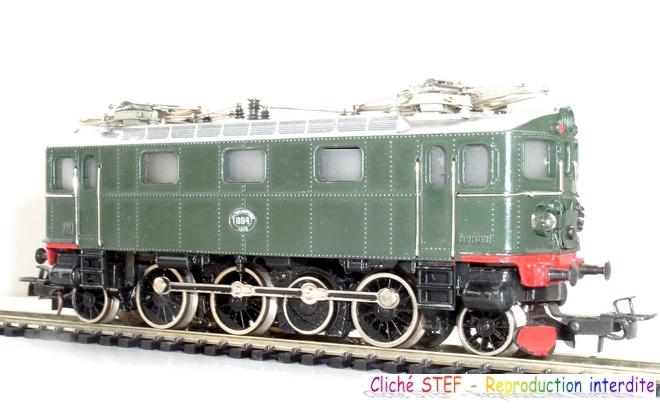 Les machines D/Da/Dm/Dm3 (base 1C1) des chemins de fer suèdois (SJ) 936186Marklin3019P1010597