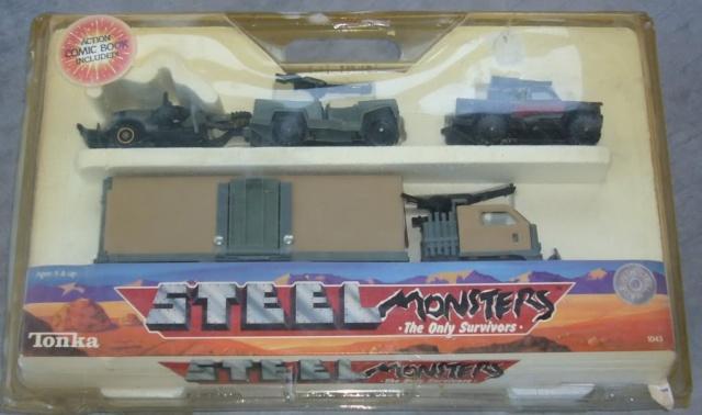 Steel Monsters (Tonka) - 1986 936667pack2