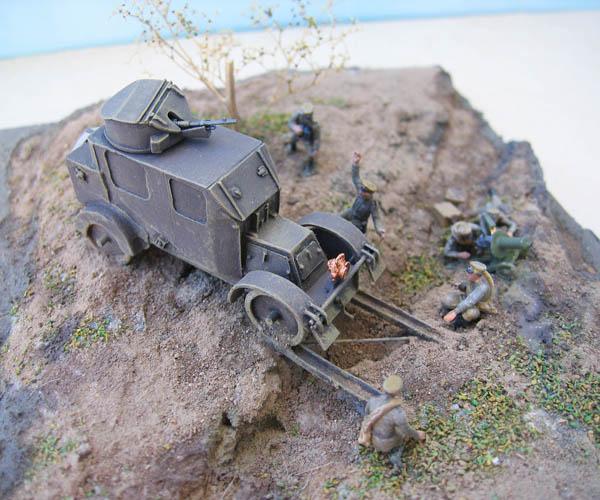 [Retrokit] - Automitrailleuse Charron chez les russes en 1914. 937055Charron35