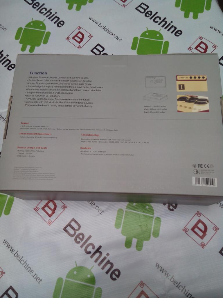 [8bitdo] Un pad Nes bluetooth + usb avec dock pour smartphone - Page 6 937072IMG20150220204357