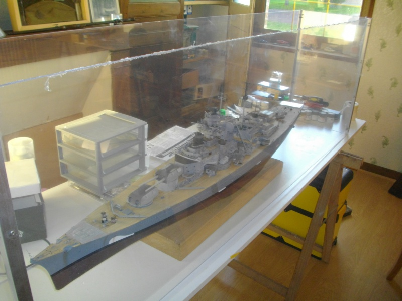 bismarck 1/200 the big maquette !! - Page 7 937815IMGP5975