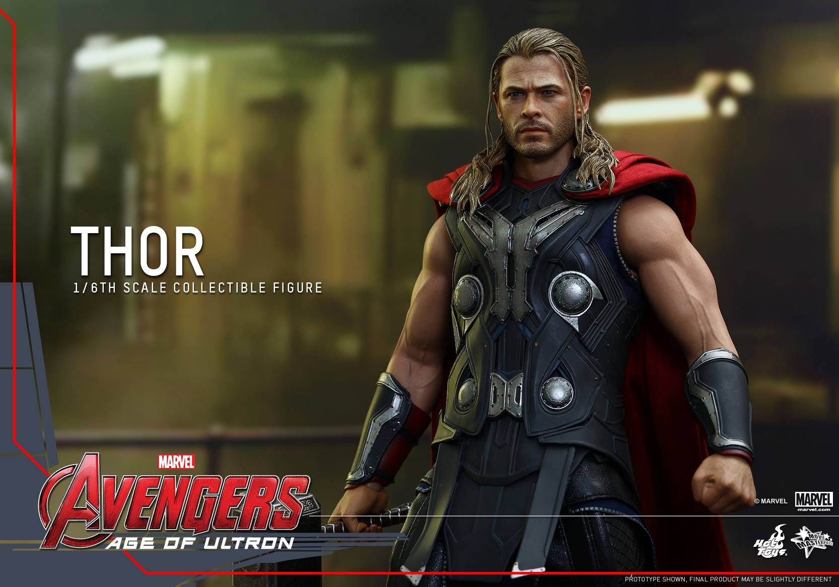 HOT TOYS - Avengers: Age of Ultron - Thor 938352113