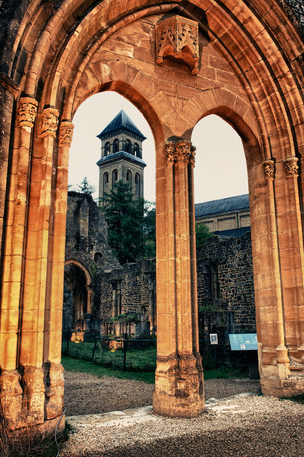 Visite nocturne des ruines d'Orval, samedi 7/9 + les photos. 938422orval25HDR