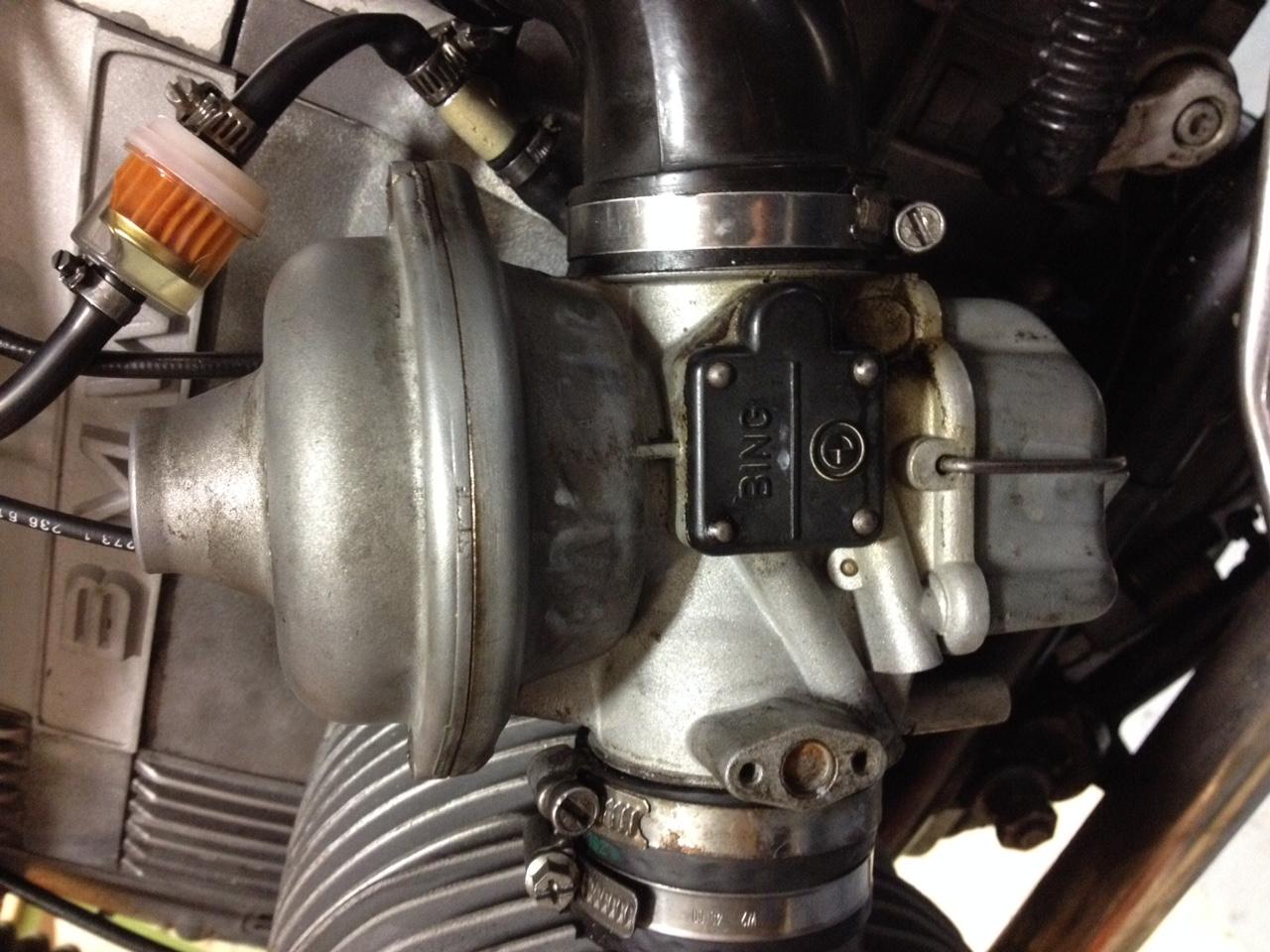 temps de chauffe long à mon gout - reference carburateur- kit refection ? 939413IMG3407