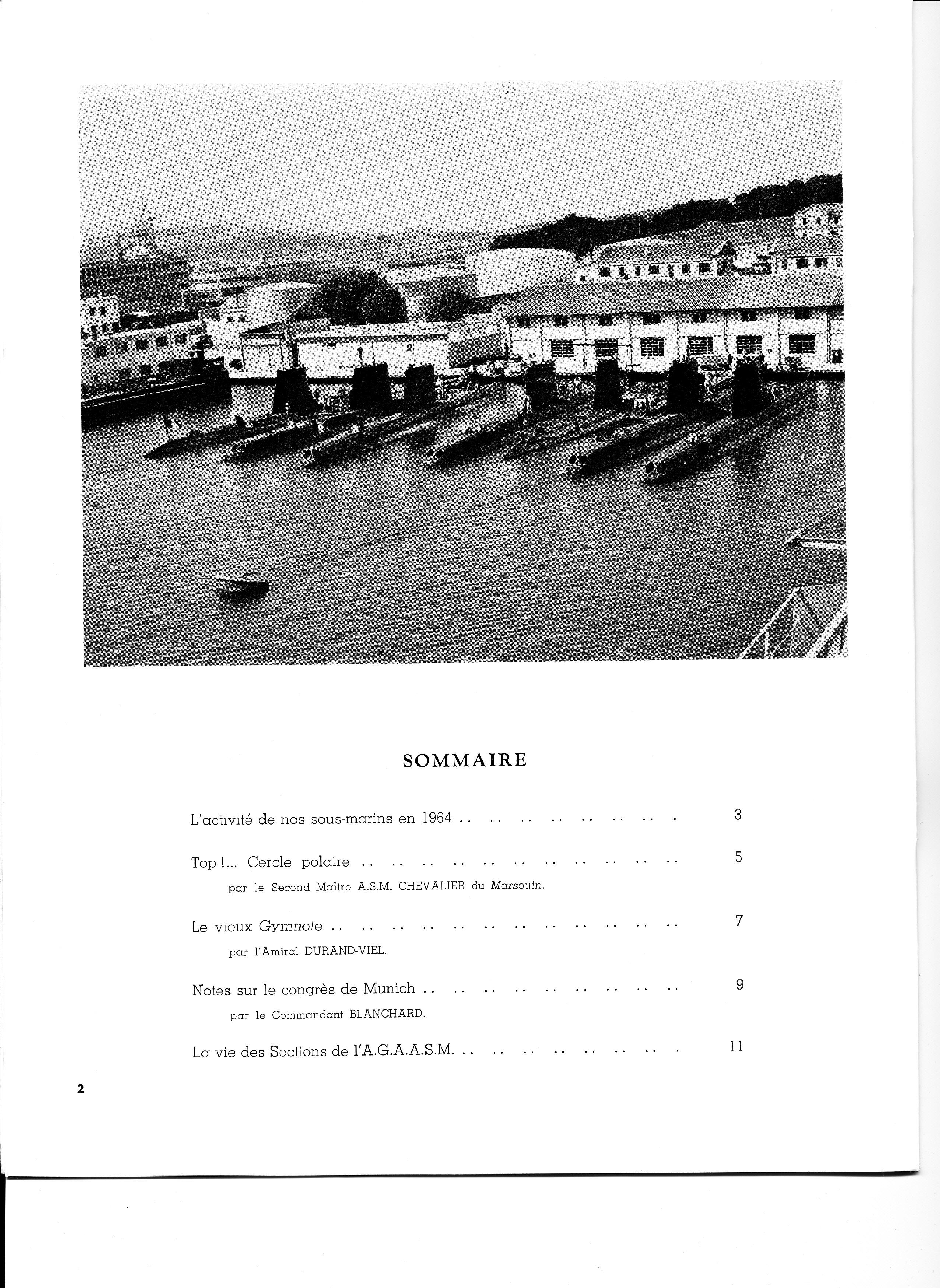 [ Divers - Les classiques ] Les 1ère et 2ème Escadrilles en 1965 939443plonge2