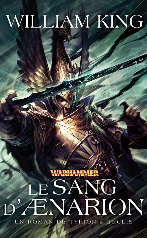 Le Sang d'Aenarion de William King - Page 2 940509bloodofaenarion