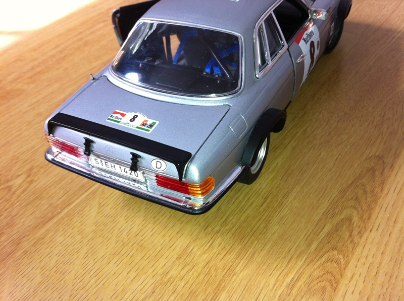 Mercedes 500 SLC Bandama 1980 RICKO  9405217604