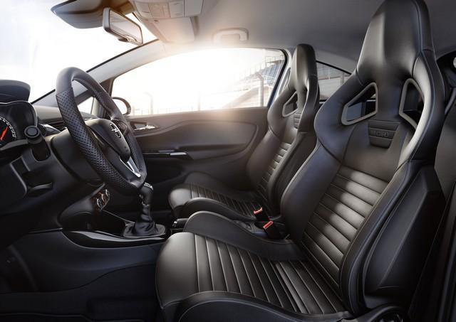 Nouvelle Opel Corsa OPC : gros muscles à prix raisonnable 942358OpelCorsaOPCInterior292990