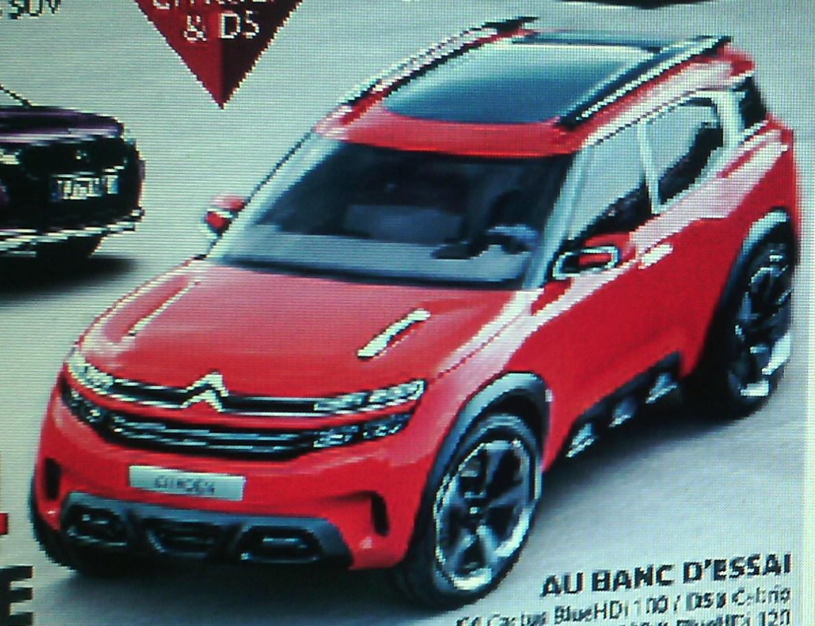 aircross - 2015 - [Citroën] Aircross Concept [CS15] - Page 3 942446IMG20150404152305