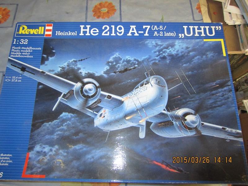 Heinkel He 219 de Revell au1/32° 942541IMG2686Copier